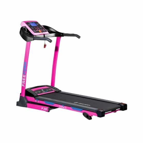 Win a pink treadmill worth $974